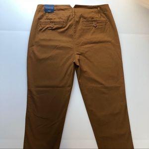 Lands End Cropped Pants Fit 2 12